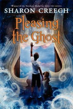 Pleasing the Ghost by Sharon Creech. This was my favorite book as a kid. I cannot tell you how many times I must have checked it out from the school library.