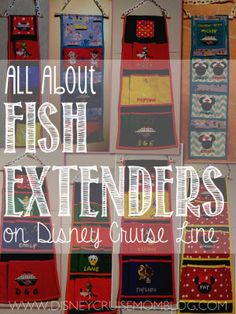 All of the details about the Fish Extender gift exchange on a Disney Cruise.