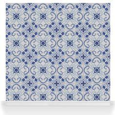 Wallpaper SA Azulejos - Robin Sprong Surface Designer