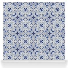 Wallpaper SA Azulejos - Robin Sprong Surface Designer