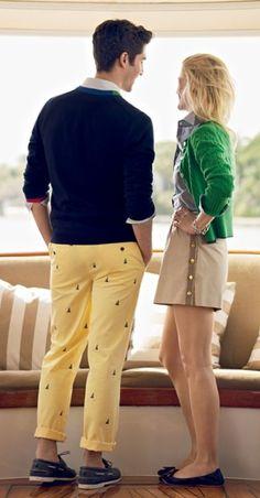preppy couples...<3