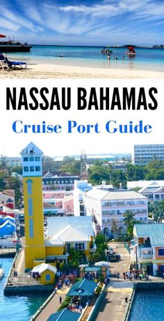 This is your guide to fun in Nassau Bahamas Cruise Port on a budget. Find out about a free admission beach in walking distance from the port and other things to do on a budget. Save money from spending at expensive resorts if that is not your cup of tea! Bahamas Honeymoon, Bahamas Beach, Bahamas Vacation, Bahamas Cruise, Cruise Port, Cruise Travel, Cruise Vacation, Vacation Trips, Family Cruise