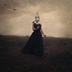 To be caged and to be free © P A R V A N A • P H O T O G R A P H Y