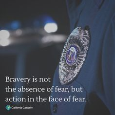 California Casualty specializes in auto and home insurance designed for educators, firefighters, peace officers, and nurses. The Absence, Thin Blue Lines, Home Insurance, Law Enforcement, Be Yourself Quotes, California, Peace, Sayings, Lyrics