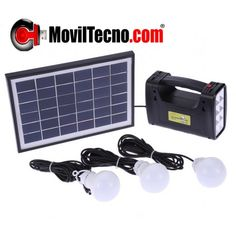 Completo kit solar en oferta.