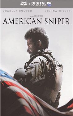 American sniper (DVD)- Clint Eastwood Avec Bradley Cooper, Sienna Miller, Luke Grimes ... #DVD #AmericanSniper #ClintEastwood