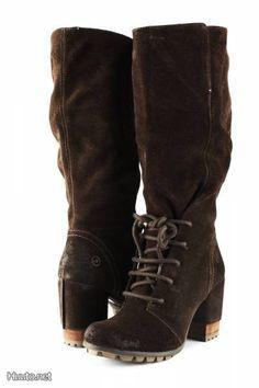 Bronx mokkasaappaat / Bronx suede boots