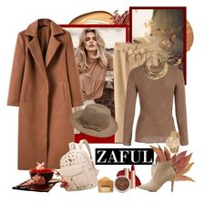 """ZAFUL CONTEST - WARM COLORS"" by carola-corana ❤ liked on Polyvore featuring Rosantica and zaful"