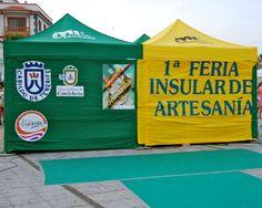 1ª Feria Insular de Artesanía de Candelaria