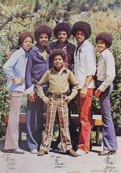 Tito Jackson, Jackie Jackson, The Jackson Five, Jackson Family, Janet Jackson, Young Michael Jackson, 1970s Music, Paris Jackson, King Of Music