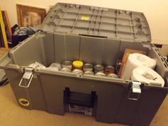 72-Hour Emergency Kit Container