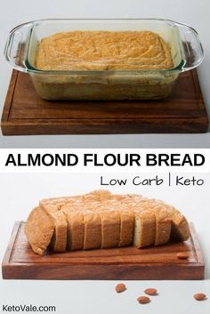 Almond Flour Bread Loaf – Simple and Easy