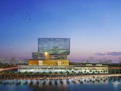 Cleveland Clinic - Abu Dhabi  HDR