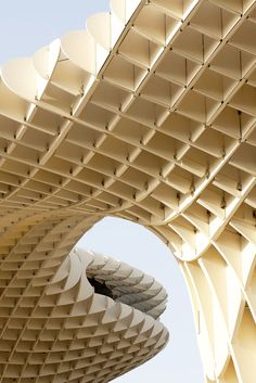 Redevelopment of the Plaza de la Encarnacion, Metropol Parasol | j. mayer h. architects