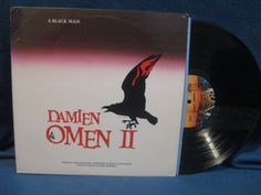 RARE Vintage Damien The Omen II  Original by sweetleafvinyl