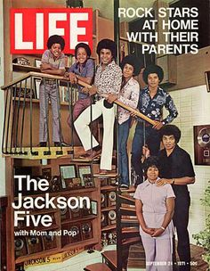 Life magazine, September 24, 1971 — Jackson 5