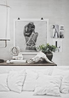 Styling & photo by Hannah Lemholt | Photo art printed on Tyvek by Jane Clayson Johnson