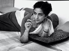 Amrita Pritam: She was the first woman poet to write primarily in Punjabi. Having won three significant honours in her lifetime - Jnanpith Award, Padma Shri and Padma Vibhushan - and published over 170 books of poems, essays and short stories, she is regarded as an 'immortal' in Indian literature. When she was working for All India Radio in Delhi, she got together with poet Sahir Ludhianvi; the relationship didn't last long due to Sahir's alleged infidelity. She then met Imroz, an artist six…