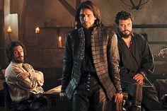The Musketeers, Series 3