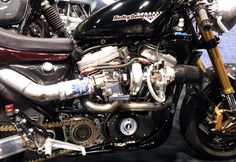 Turbo charged Sportster