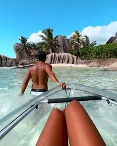 """Travel ↠ Nature ♥ Couples on Instagram: """"Exploring Seychelles be like 🔥 Tag someone to see this 😏 cc: @pilotluana"""" Seychelles, Beautiful World, Exploring, Bikinis, Swimwear, Couples, Nature, Travel, Instagram"""