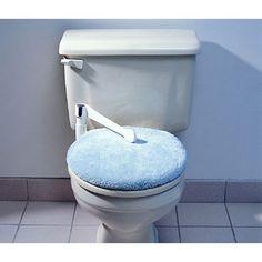 #cottonbabies Kidco, Inc. Toilet Lock - Baby Proofing - Cotton Babies Cloth Diaper Store