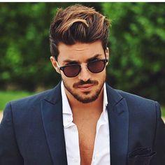 Good Morning! 🕶 #ModaMascStyle 🔥 Snapchat: @JaderAt 👻👻 #MarianoDiVaio