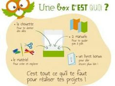 Une Chouette Box { concours } • Hellocoton.fr
