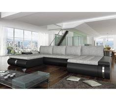 Details zu Couchgarnitur Sofa Couch ASPEN Sofagarnitur Polsterecke ...