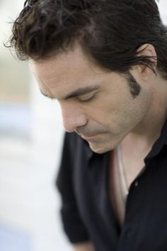 Patrick Monahan  of the band Train