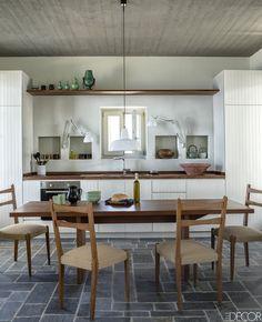Greek Vacation Home - ELLEDecor.com