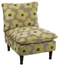 Lily Accent Chair - Accent Chairs - Living Room Furniture - Furniture   HomeDecorators.com