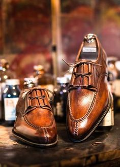 Handmade leather shoes for sale Mens Fashion Shoes, Men S Shoes, Formal Shoes, Casual Shoes, Sock Shoes, Shoe Boots, Gentleman Shoes, Handmade Leather Shoes, Shoe Collection