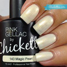 143 Pink Gellac Magic Pearl