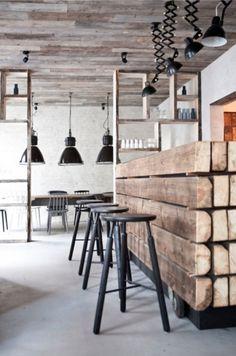 Restaurant HÖST bekroond tot 'beste design restaurant van de wereld' - Culy.nl