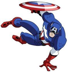 Para todos los fanáticos de Capitán América les brindamos unas imágenes del super héroe para que puedan descargar, compartir, y también imprimir y utilizar por ejemplo, como stickers, tal vez para …