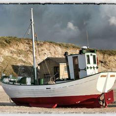 Danish fishing boat.