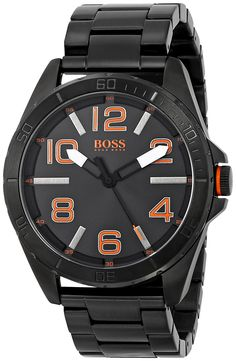 Boss Orange Men's Stainless Steel Watch >>> For more information, visit image link.