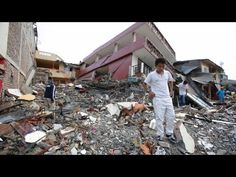 235 dead after 7.8-magnitude earthquake hits near Ecuador's coast – where will the next big quake strike? | The Extinction Protocol
