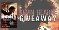 #UrbanFantasy #Giveaway – Win Any #DavidHearne Novel! #kindle #amreading
