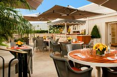 "Zagat names The Roof Garden at The Peninsula one of their 9 ""Must-Visit Rooftop Bars and Restaurants"""