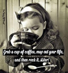 #coffee #coffeequotes Your motivational coffee quote for the day.