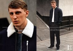 Isaac Brown  LCM — Show Packages A/W 15