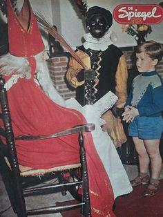 De Spiegel 1960  (Sinterklaas cover)