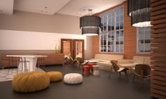 Inspirational 3D Max Rendering | RS3 Designs | BC Architects