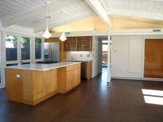 Mid century modern homes long island