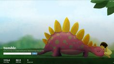 In arrivo il re-design di #Tumblr? Alcuni utenti hanno visto una nuova homepage con immagini a schermo intero che ricorda in qualche modo il fratellastro #Flickr