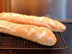 Baguette, Good Food, Yummy Food, Bread Cake, Daily Bread, How To Make Bread, Food For Thought, Hot Dog Buns, Bread Recipes
