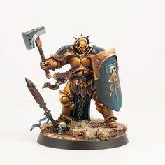 Warhammer Age of Sigmar   Stormcast Eternals   Liberator - Hussar 2016 #warhammer #ageofsigmar #aos #sigmar #wh #whfb #gw #gamesworkshop #wellofeternity #miniatures #wargaming #hobby #fantasy