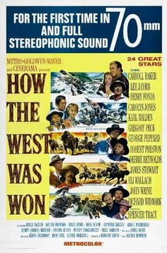 How the West Was Won (1962) - IMDb